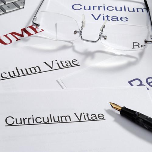 Curriculum Vitae, Resume
